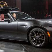 Mazda MX-5 RF 2017: мощность и технологии