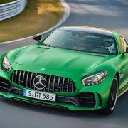 Известны цены и комплектации новых версий Mercedes-AMG GT
