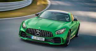 Известны цены и комплектации новых версия Mercedes-AMG GT