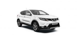 Nissan Qashqai City и City 360: новые версии в России