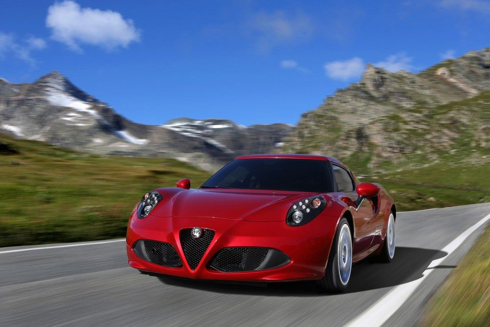 Новинки Alfa Romeo 2017-2018