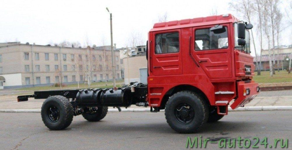 КрАЗ-5401НЕ: фото и технические характеристики