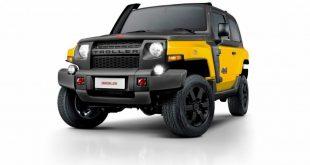Старт продаж Troller T4 Bold: фото, цена и характеристики