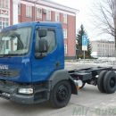 КрАЗ-5401 получил 4-цилиндровый турбодизель мощностью 170 л. с.