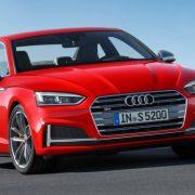 Audi A5 Coupe 2017: известна цена в России