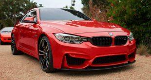 BMW M4 2018: первые подробности о рестайлинге
