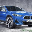 BMW X2 2017 в серии сохранит дизайн концепта