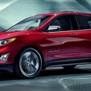 Chevrolet Equinox 2018: фото, характеристики, цена и комплектации