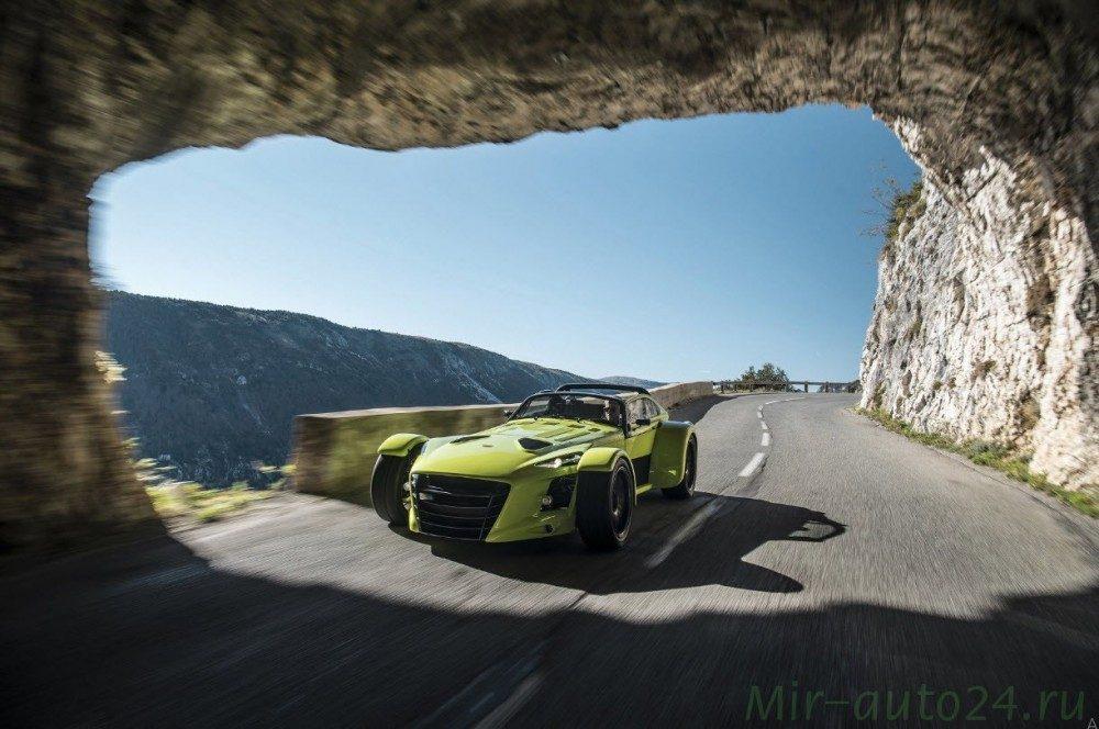 Donkervoort D8 GTO-RS или по суровым следам Lotus и Caterham