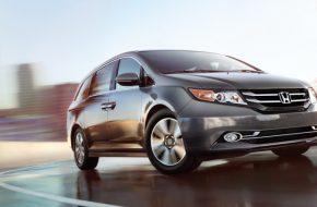 Honda Odyssey 2017 (1)