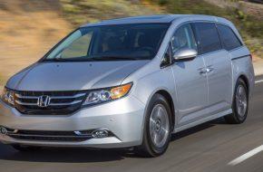 Honda Odyssey 2017 (5)