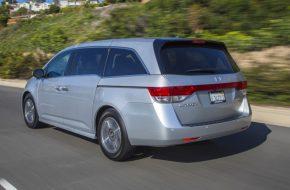 Honda Odyssey 2017 (6)