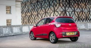 Hyundai i10 2017: фото, характеристики, цены