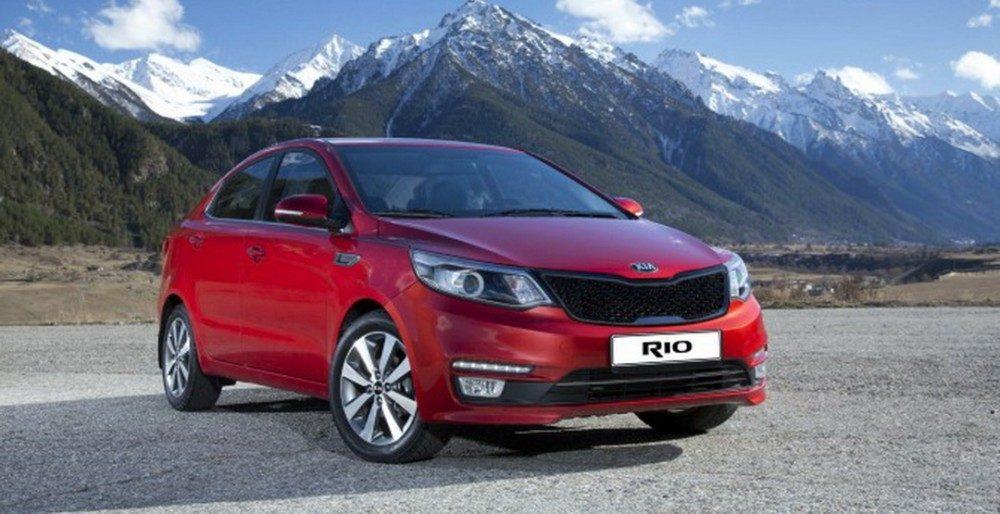 Kia Rio в новой комплектации Premium Navi