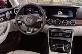 Mercedes-Benz E-Class 2018 (3)