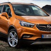 Opel обновит Mokka, Mokka X, Corsa и Adam к 2019 году