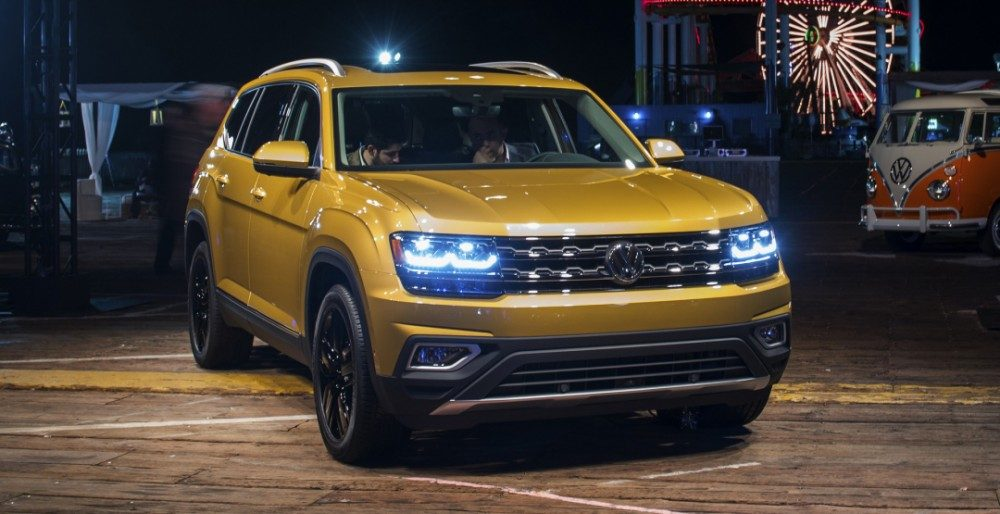 Volkswagen создаст конкурента Dodge Ram и Ford F-150