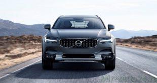 Volvo V90 Cross Country: известна цена в России