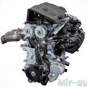 Новый мотор и коробки от Toyota