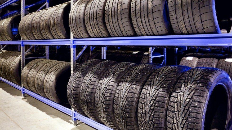 Запрет на использование летних и зимних шин не по сезону вступит в силу 1.09.17
