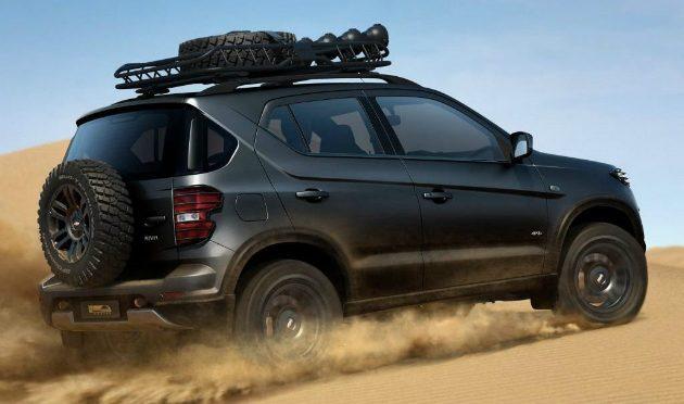 «АвтоВАЗ» разработает новый мотор для Chevrolet Niva