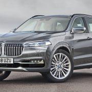 BMW X7: цена и дата выхода