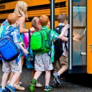 Запрет на перевозку детей по ночам и в гололёд