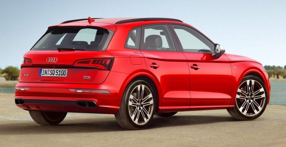 Продажи обновленного Audi SQ5 в России начнуться летом 2017