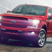 Ford F-150 2018: фото, характеристики и подробности о рестайлинге