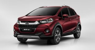 Honda WR-V: официальные подробности