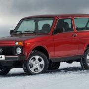 Lada 4х4 нового поколения: свежие подробности