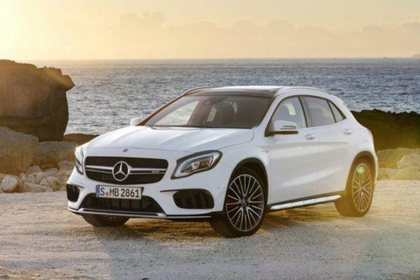 Mercedes-Benz GLA-Class 2018 (5)