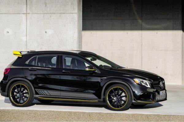 Mercedes-Benz GLA-Class 2018 (8)