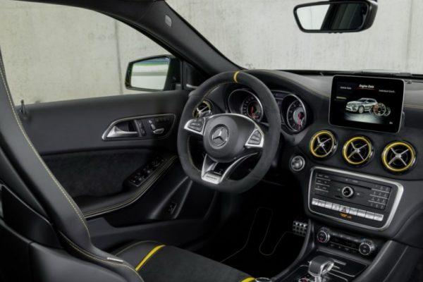 Mercedes-Benz GLA-Class 2018 (9)