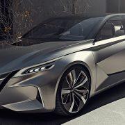 Nissan показал будущее своих автомобилей на примере Vmotion 2.0