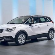 Opel Crossland X 2017 представлен официально