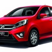 Perodua Axi 2017: «мелкий» хетчбэк за 334 000 рублей