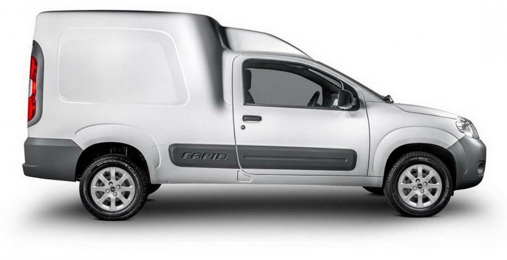 Promaster Rapid - новый фургон от Ram