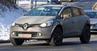 Новый Renault Captur 2017: первые подробности и фото
