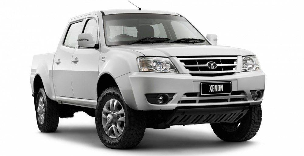 Tata Xenon Yodha: фото, характеристики и цена