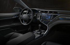 Toyota Camry 2018 (5)