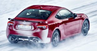 Toyota показала обновленный GT86 2017 модельного года