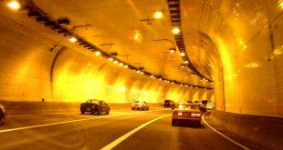"""""""Форсаж"""" по-китайски или чем заканчивается лихачество в тунеле"""