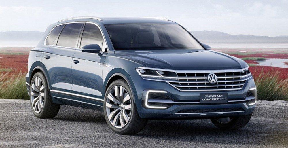 Новый Volkswagen Touareg получит свежую линейку моторов
