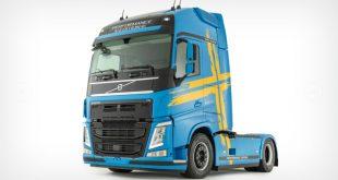 """Volvo FH """"Викинг"""": новая спецверсия в лимитированном издании"""