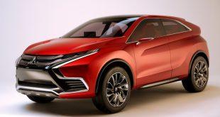 Mitsubishi создает конкурента Nissan Qashqai на базе XR-PHEV II