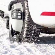 Чешский инженер изобрел «когти» для колес