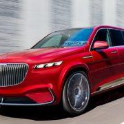 Внедорожник Mercedes-Maybach: подробности о характеристиках и фото