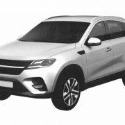 Кроссовер УАЗ: первые подробности и патентные изображения