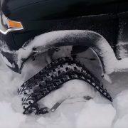 УАЗ Патриот на гусеницах ВГД-2500-01. Видео тест-драйв